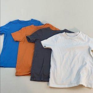 Bundle Mini Boden 4-5y Solid T-shirts